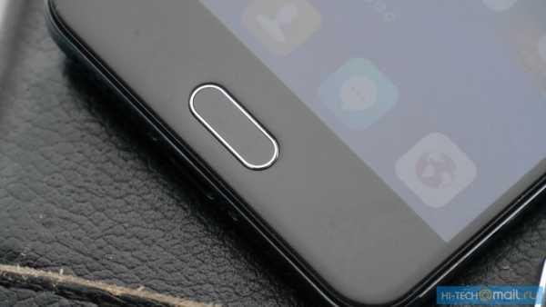 ZTE Blade V8 Fingerprint scanner