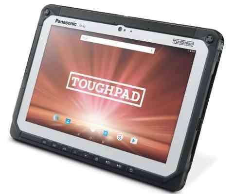 Panasonic Toughpad FZ-A2