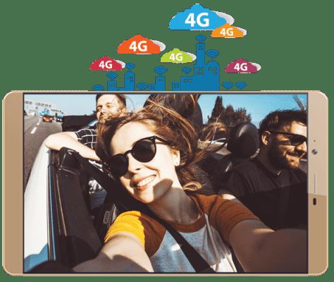 Fero Pad 8 Camera