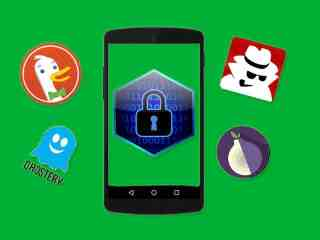 Top 5 Best Privacy Browser for Android 2018