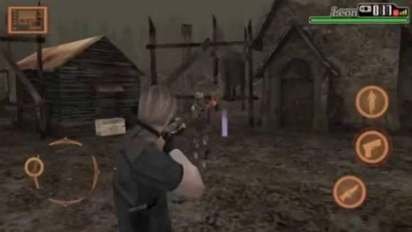 Resident Evil 4/Biohazard 4 Apk + OBB Data Download for Android