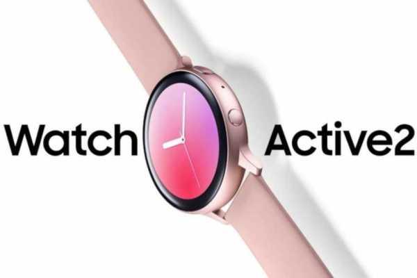 Samsung Galaxy Watch Active2 Aluminum