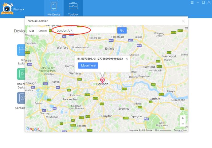 Spoof Change Location Snapchat