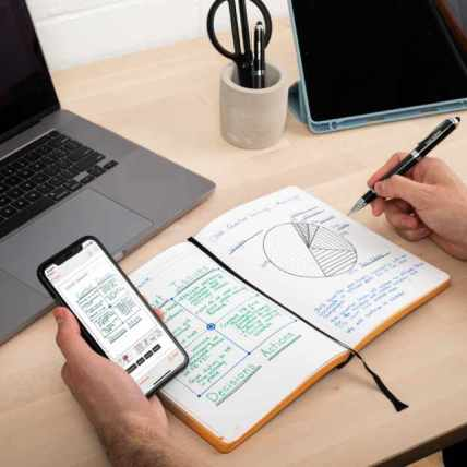 App Notebook Lifestyle Thinkers Notebook