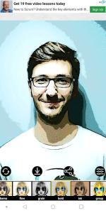 Create Cartoon Avatar From Photo