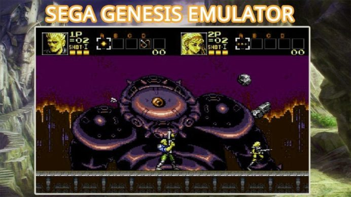 Contra With Ggens