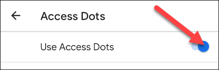 Access Dots 4