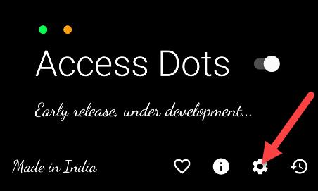 Access Dots 6