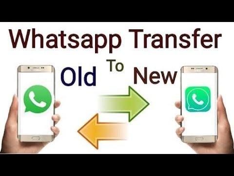 Whatsapp Chats Transfer