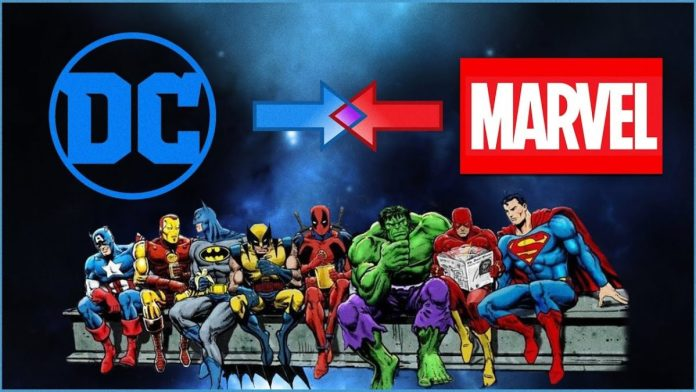 Dc And Marvel