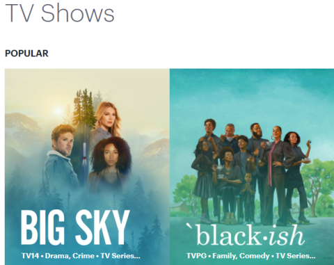 Hulu Tv Shows