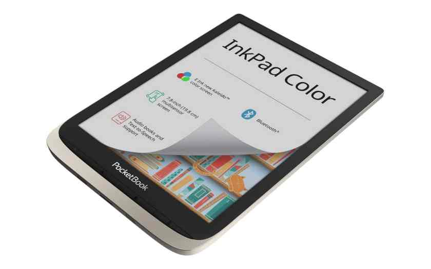 Pocketbook Inkpad Color Ebook Reader