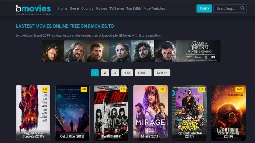 Bmovies Website For Free Movies