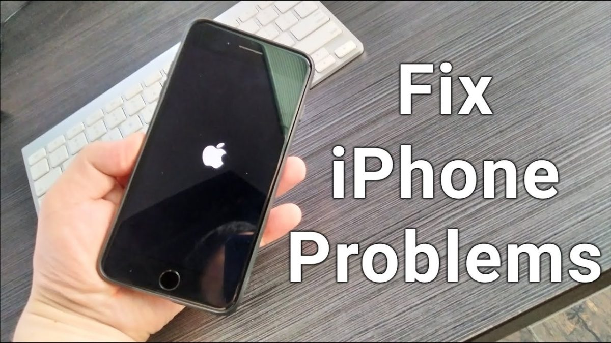 Fix Iphone