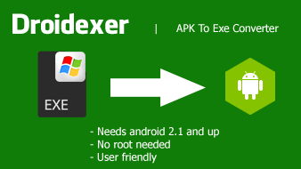 Best EXE To APK Converter