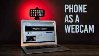 Iphone As Webcam