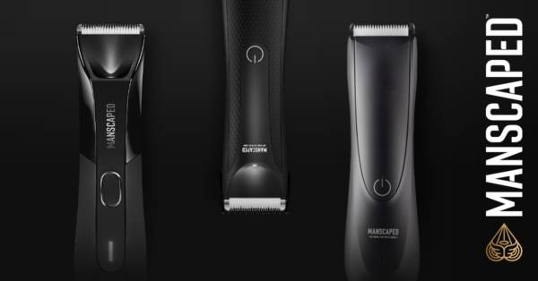 Manscaped Electric Hair Trimmer 4.0 1