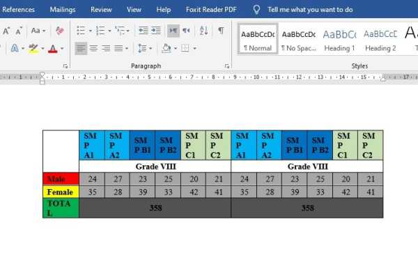 Move Excel To Word 008