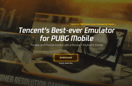 Tencent has released its official PUBG Mobile Emulator for PC