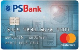 Best Credit Card Philippines No Annual Fee PSBank_Credit_Mastercard
