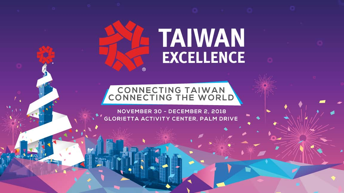 Christmas Gift Ideas for Filipinos: Awesome tech in Taiwan Excellence 2018