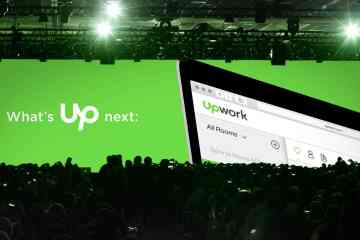 Is Microsoft acquiring freelancing network Upwork?