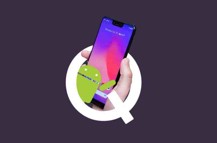 hile Android Pie slowly trickles to last year's smartphones, XDA Developers have snagged a full-sized preview of the forthcoming Android Q release.