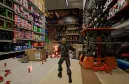 Play Hypercharge Unboxed, a new co-op tower defense game set in a toy store