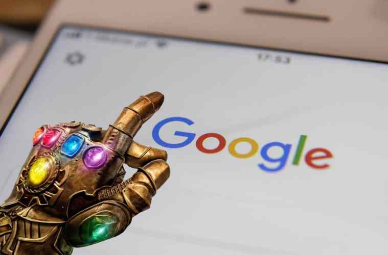 """Google 'Thanos' to unveil a fun little """"Avengers"""" easter egg"""