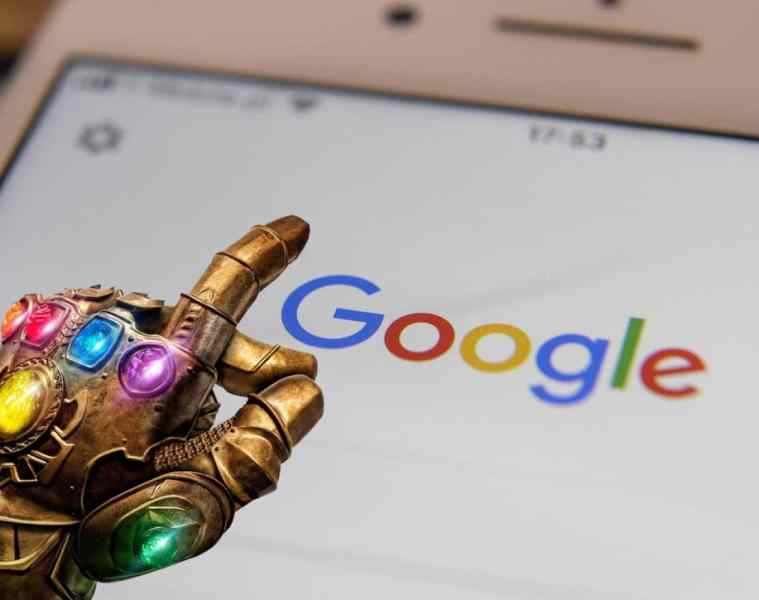 "Google 'Thanos' to unveil a fun little ""Avengers"" easter egg"