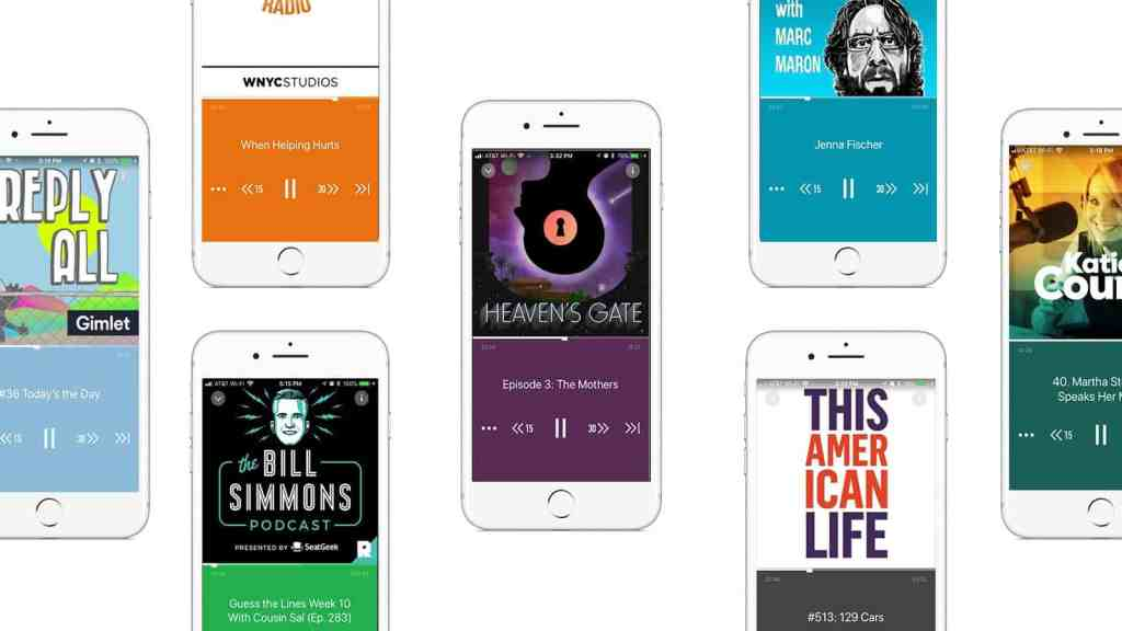 Podcast Listening Apps: The 9 best podcast apps for iPhonePodcast Listening Apps: The 9 best podcast apps for iPhone