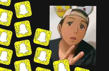 Snapchat Anime Filter: How to turn yourself into an anime character