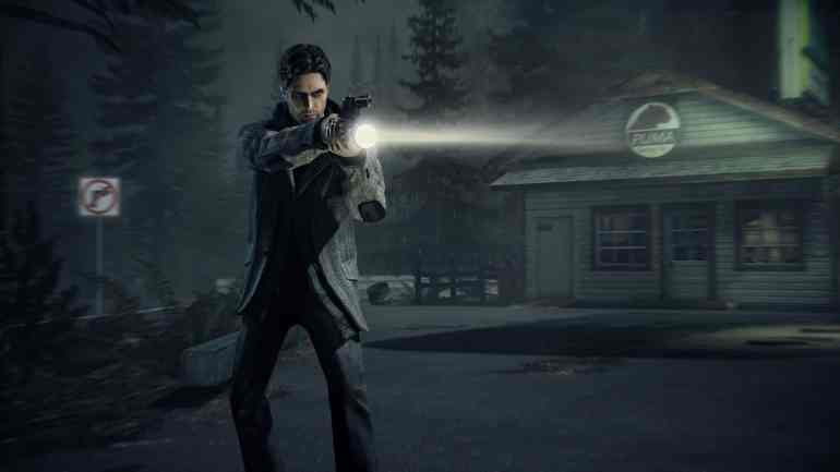 Alan Wake Remastered will hit Epic Store shelves soon
