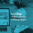 The 5 best free online photo editors in 2021