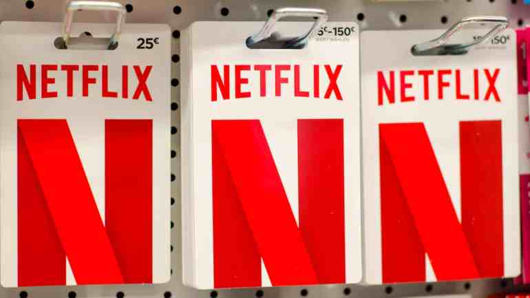 How to buy and redeem Netflix Gift Cards
