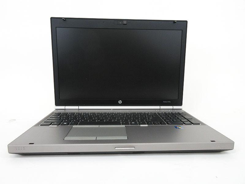 HP EliteBook 8570p, i5-3220M@2 6Ghz, 320GB HDD, 4GB RAM • TechRenew