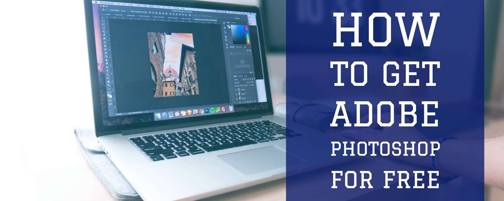 How to get Adobe Photoshop for free and legally? | TechRev me