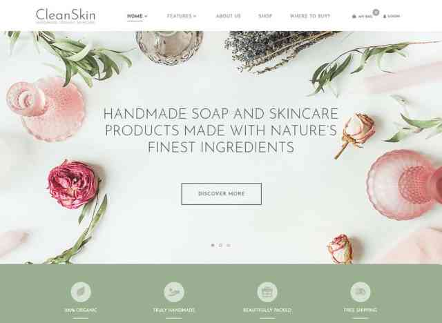 CleanSkin theme