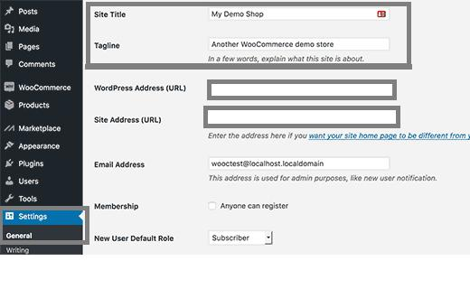 Settings The Beginner's Guide to Starting an Online Store – Step-by-Step Guide for 2020