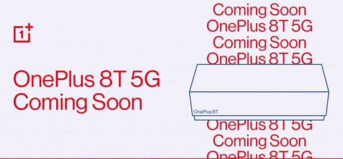 OnePlus confirms OnePlus 8T 5G is 'coming soon'