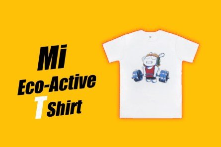 Xiaomi launches 'environment-friendly' T-shirts