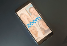 How to enable Zoom virtual backgrounds on Android