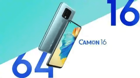 TECNO Camon 16 launched in India at Rs. 11,000