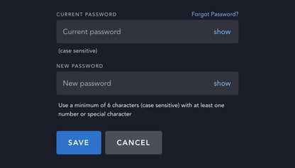 How to change or reset your Disney Plus password