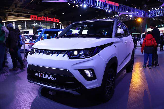 Mahindra Electric has hinted that it could launch the eKUV 100 in the next three months.