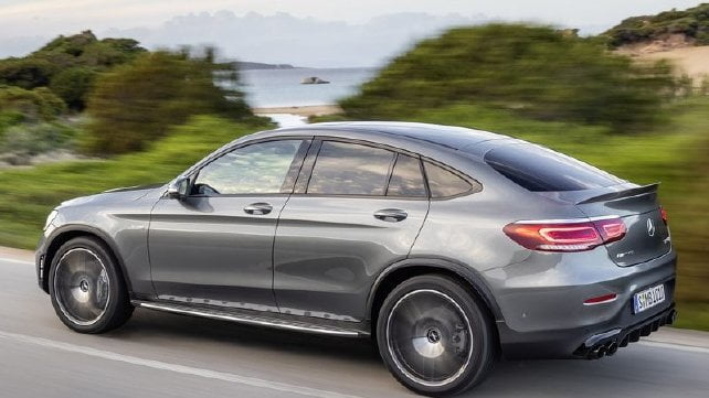 Mercedes-AMG GLC 43 Coupe, Hyundai's all-new i20 Two new car launches in India next week
