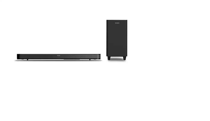 Philips launches new range of soundbars Party Speakers in India