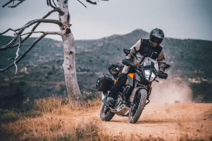 KTM 250 Adventure launched at Rs 2.48 lakh