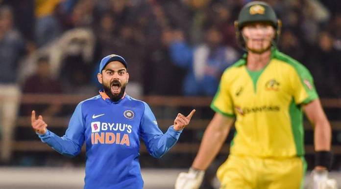 How to Watch India vs Australia Live Stream