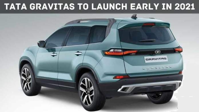 Tata Gravitas launch pushed to early 2021